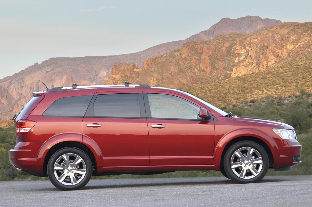 2009-14 Dodge Journey | Consumer Guide Auto
