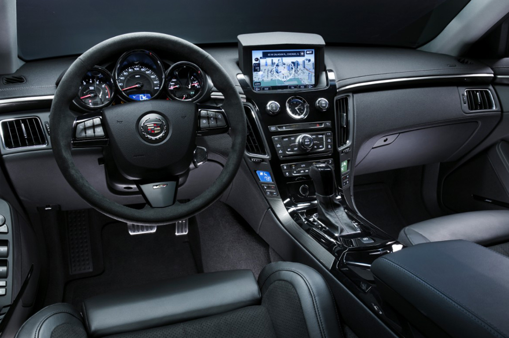2008-14 Cadillac CTS | Consumer Guide Auto