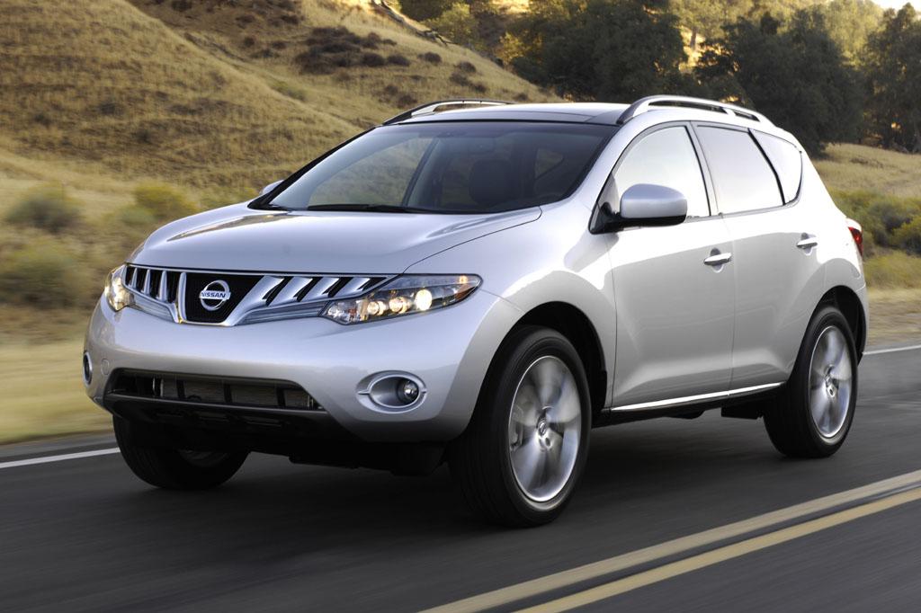 2009 14 Nissan Murano Consumer Guide Auto