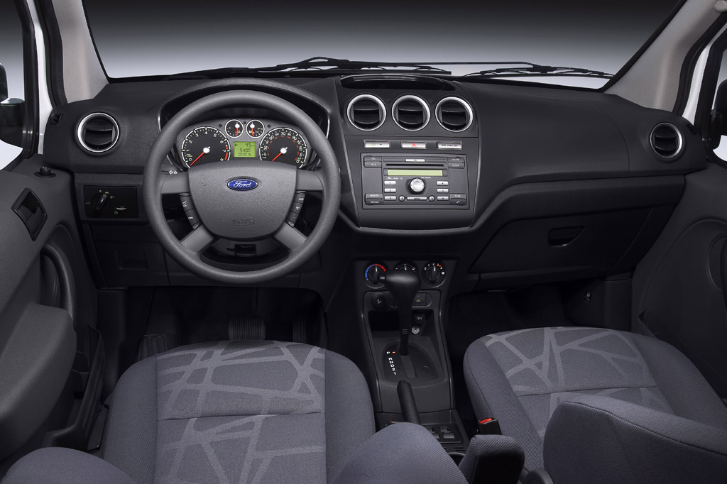 2010-13 Ford Transit Connect | Consumer Guide Auto