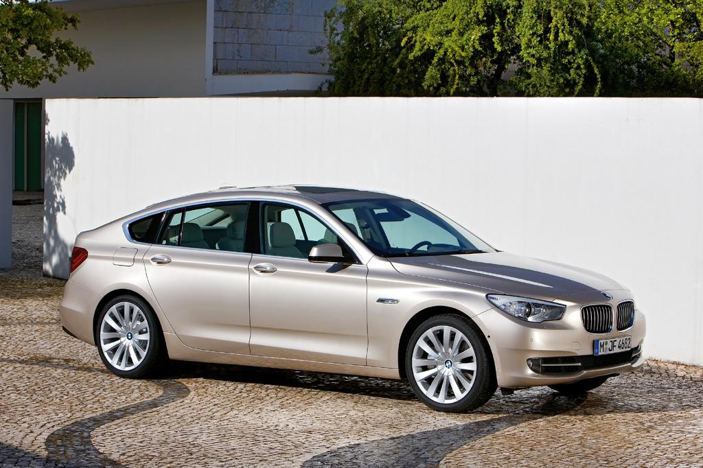 2010-14 BMW 5-Series Gran Turismo | Consumer Guide Auto
