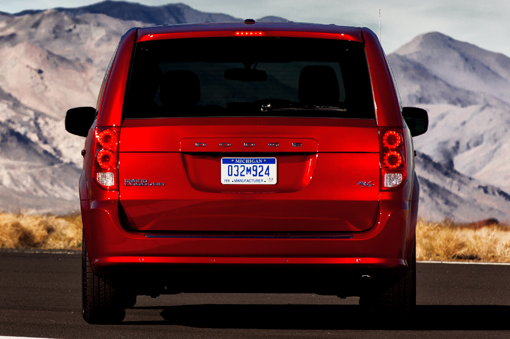 Town And Country Honda >> 2008-14 Dodge Grand Caravan | Consumer Guide Auto