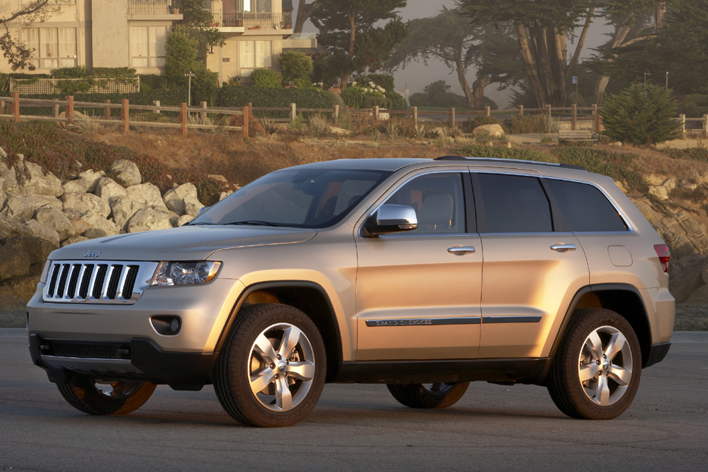 2011 14 Jeep Grand Cherokee Consumer Guide Auto