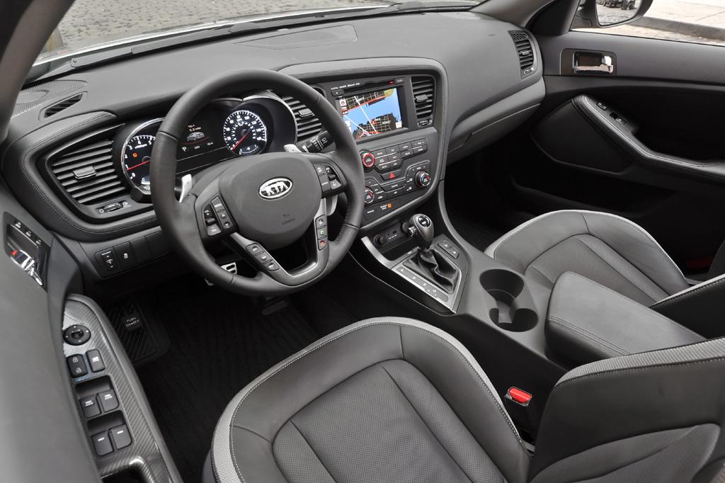 2011 14 Kia Optima Consumer Guide Auto