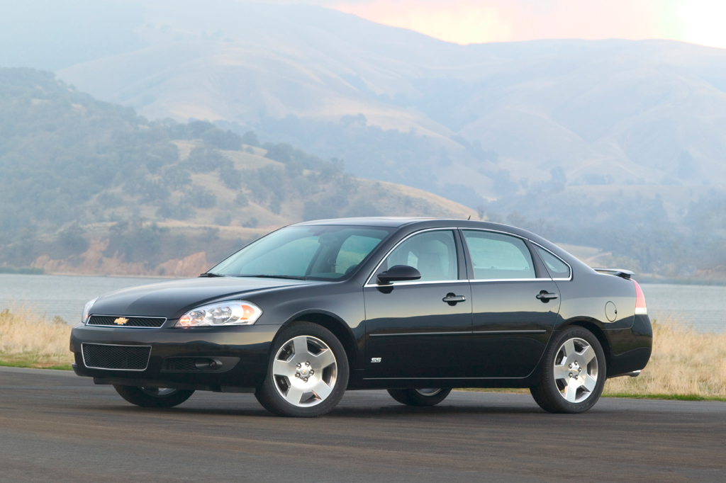 2008 CHEVROLET IMPALA SEDAN LS LT 50TH LTZ SS 3.5 3.9 5.3 OWNERS MANUAL USER 08