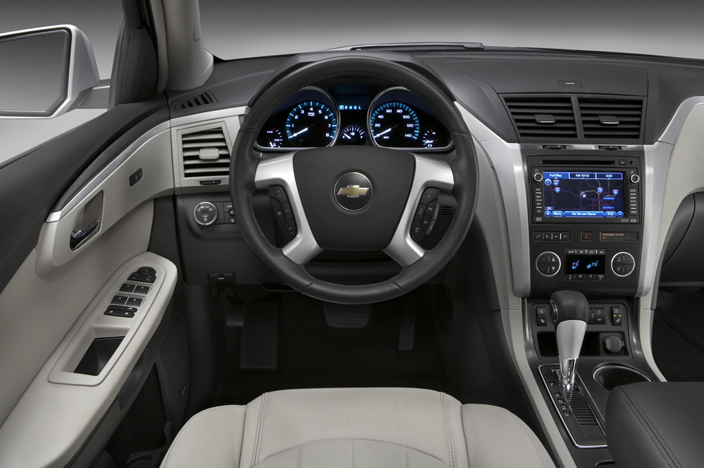 2009-15 Chevrolet Traverse | Consumer Guide Auto