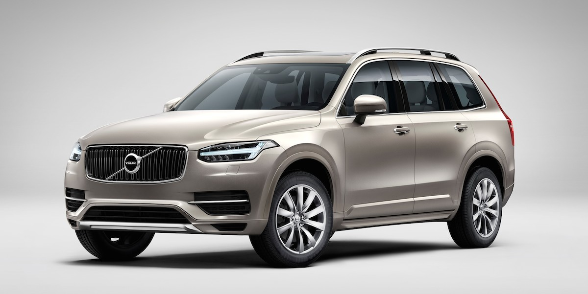 2017 Volvo XC90 Best Buy