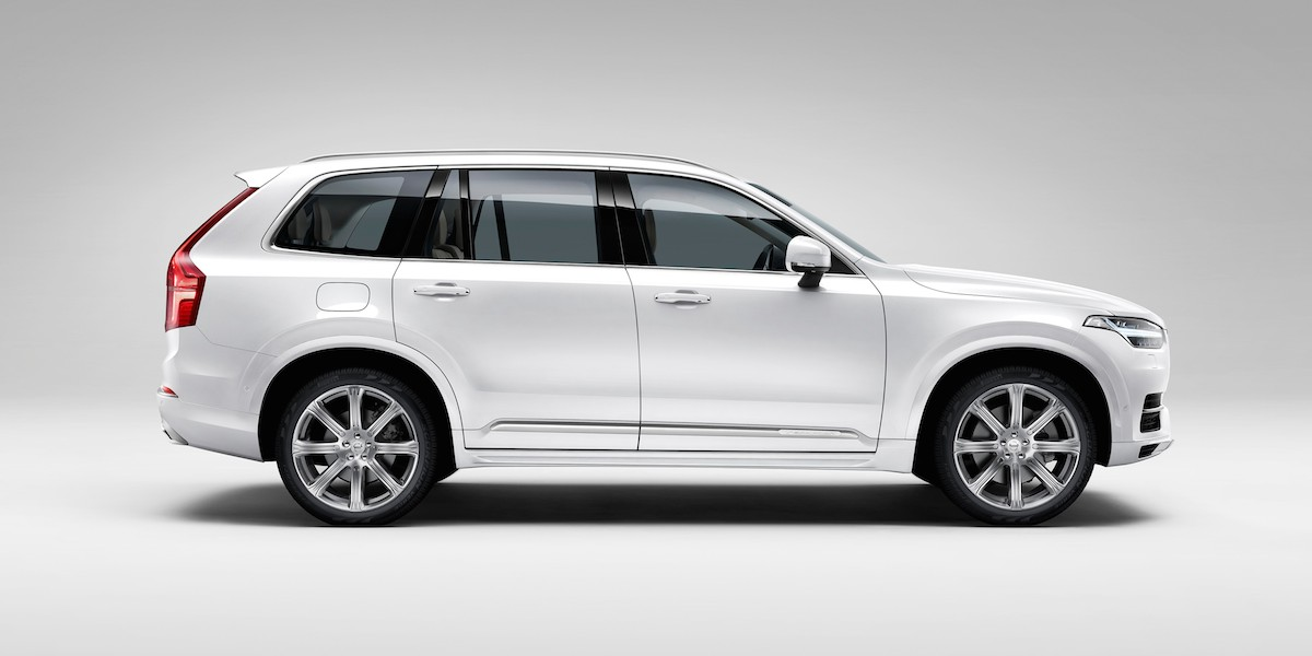 2017 Volvo XC90 Best Buy Review | Consumer Guide Auto