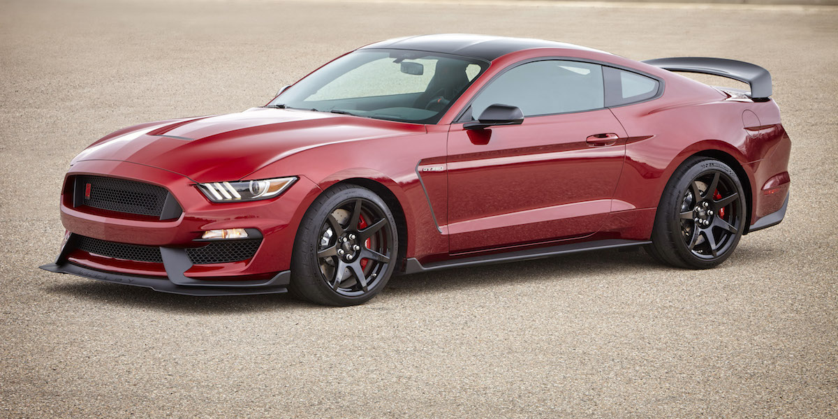2017 Ford Mustang Best Buy