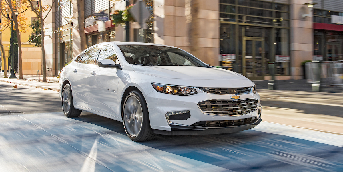 2017 Chevrolet Malibu Best Buy