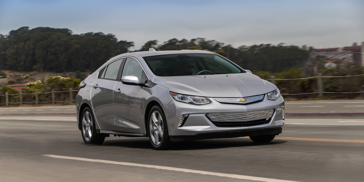 2017 Chevrolet Volt Best Buy
