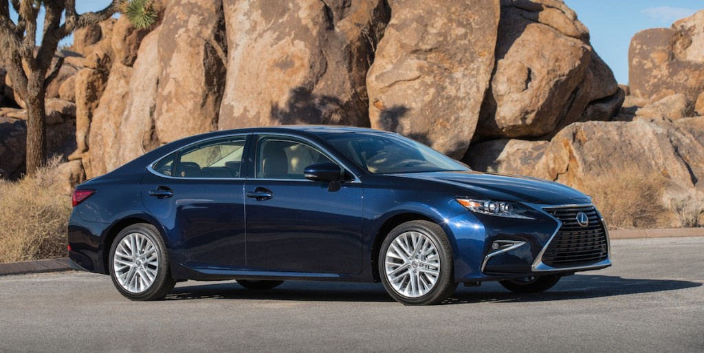 2017 Lexus Es Best Review