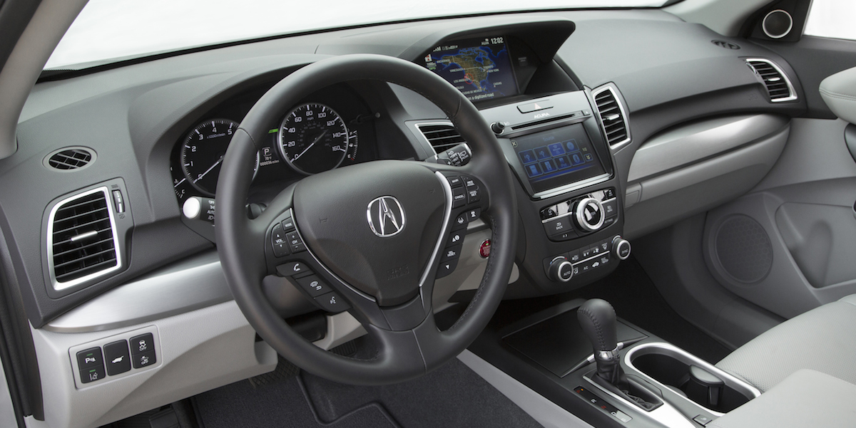 Best Suv For The Money >> 2017 Acura RDX Best Buy Review | Consumer Guide Auto
