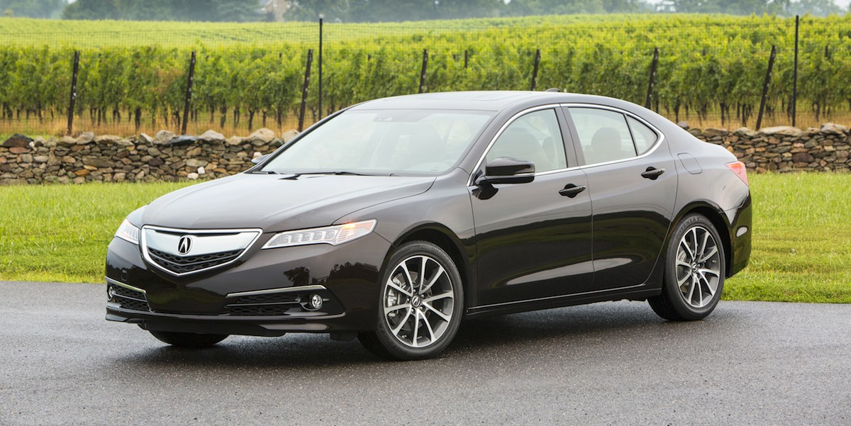 Acura Certified Pre Owned >> 2017 Acura TLX Best Buy Review | Consumer Guide Auto