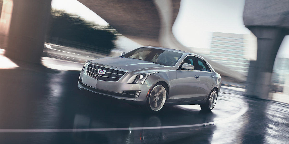 2017 Cadillac ATS Best Buy