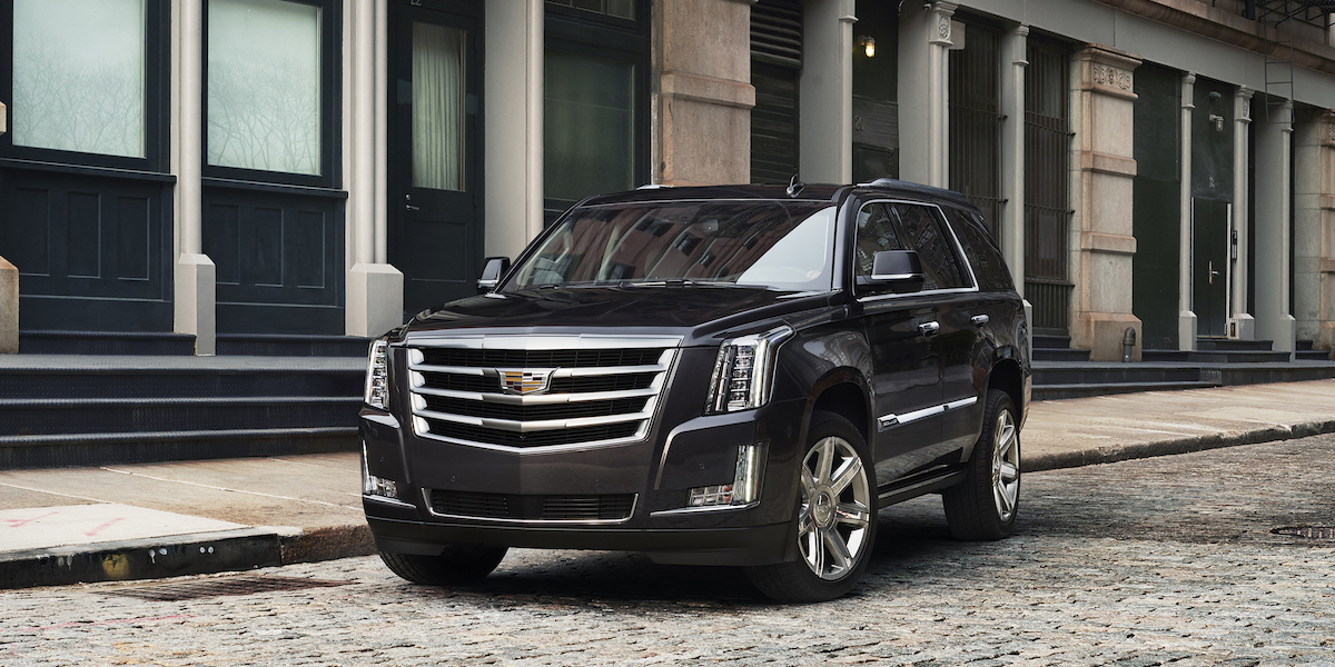 2018 Cadillac Escalade Best Buy Review | Consumer Guide Auto