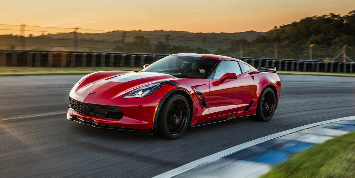 2017 Chevrolet Corvette Best Buy