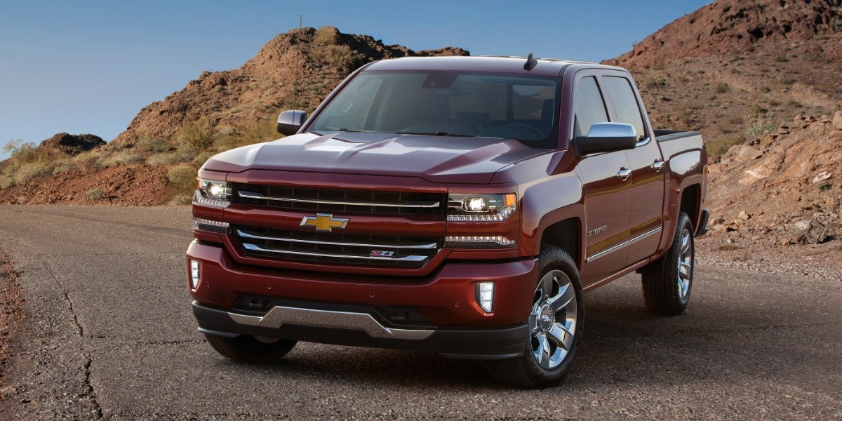 2017 Chevrolet Silverado Best Buy