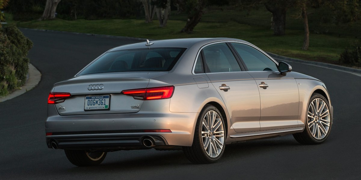 2018 Audi A4 Best Buy Review Consumer Guide Auto