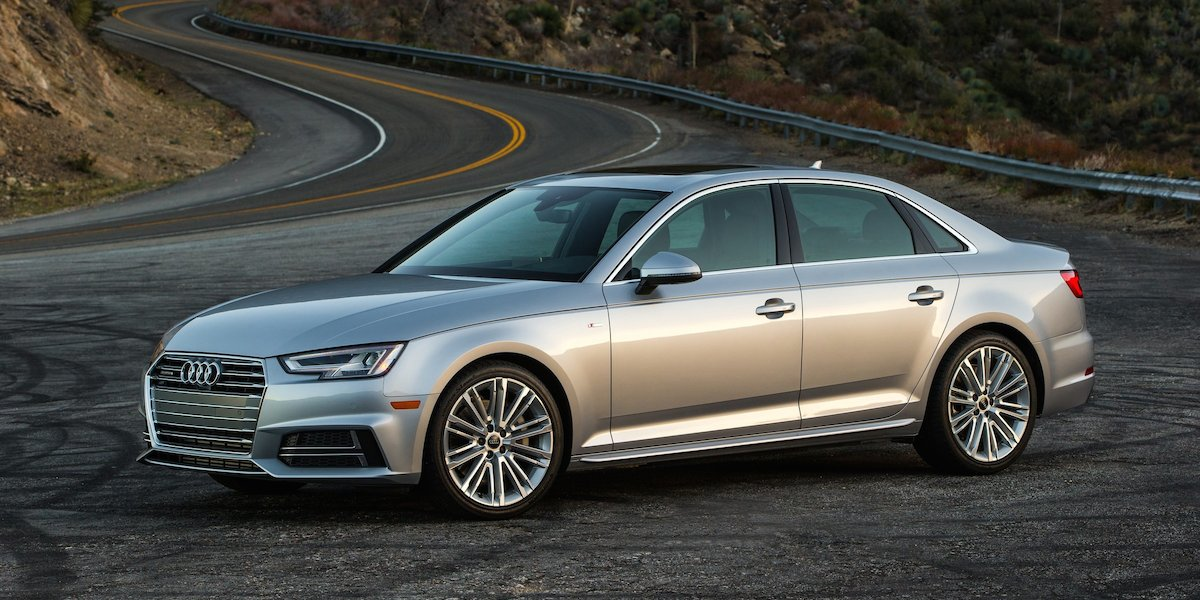 2018 Audi A4 Best Buy Review