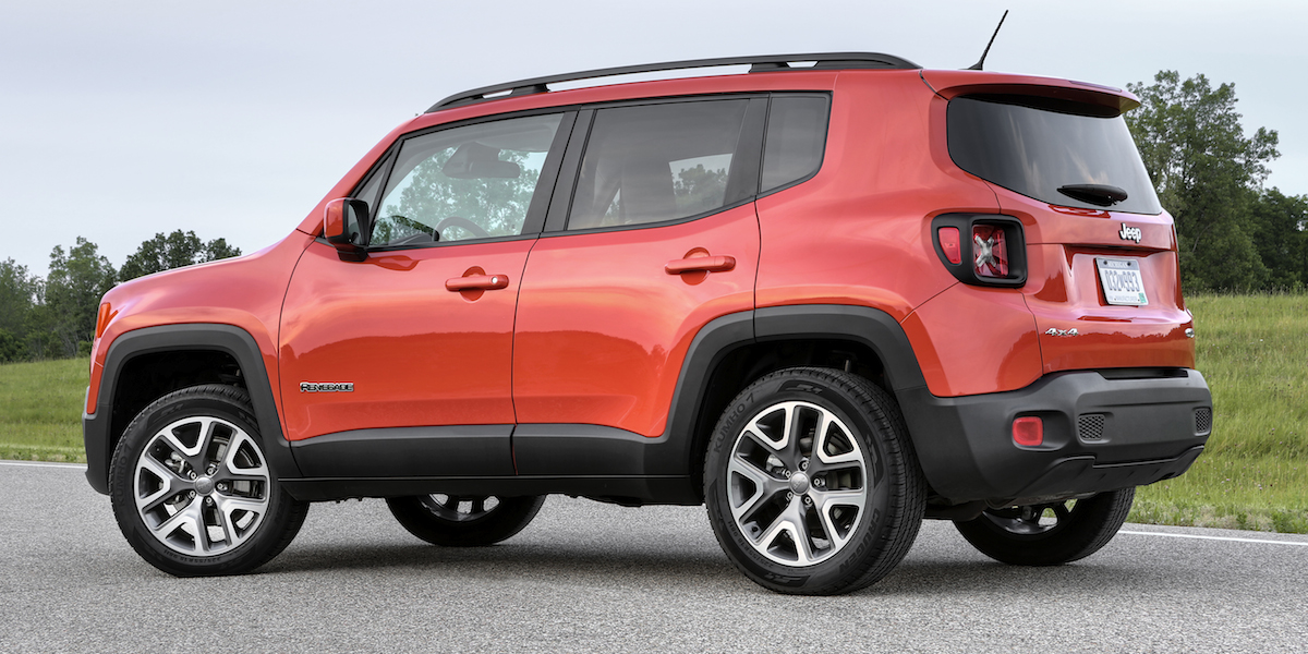 Jeep Extended Warranty >> 2017 Jeep Renegade Best Buy Review | Consumer Guide Auto