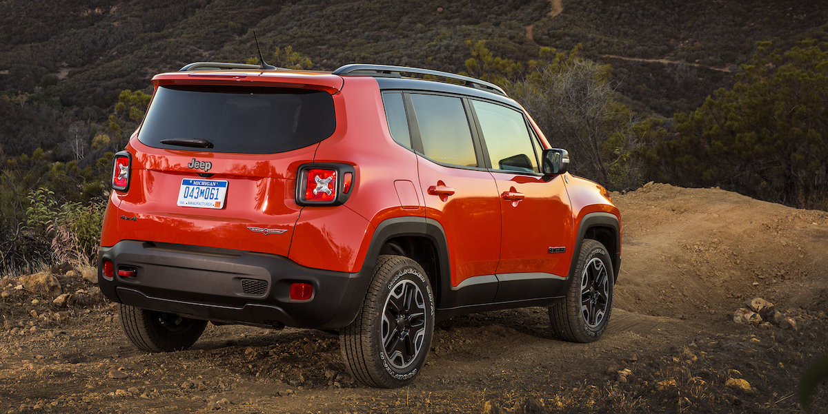 2017 Jeep Renegade Best Buy Review Consumer Guide Auto
