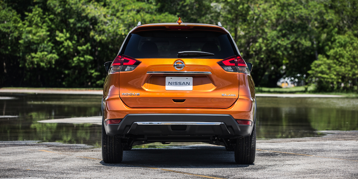 2017 Nissan Rogue Best Buy Review | Consumer Guide Auto