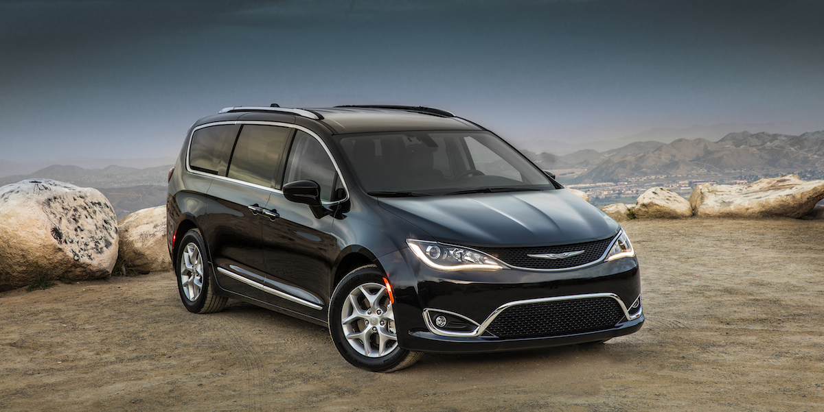 2017 Chrysler Pacifica Best
