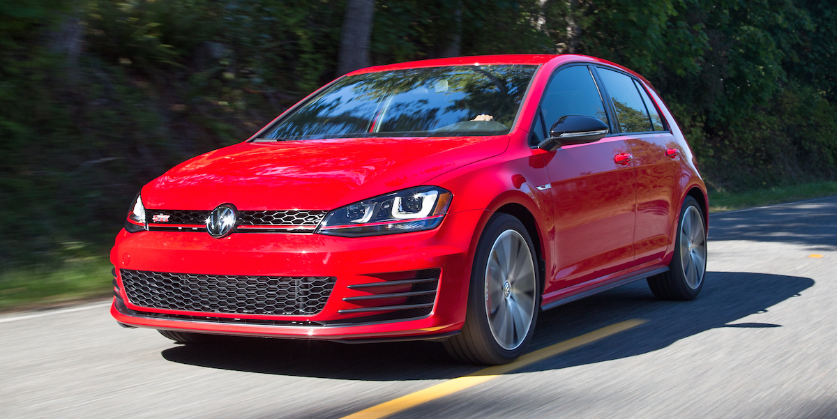 2017 Volkswagen Golf Gti Best Buy Review Consumer Guide Auto