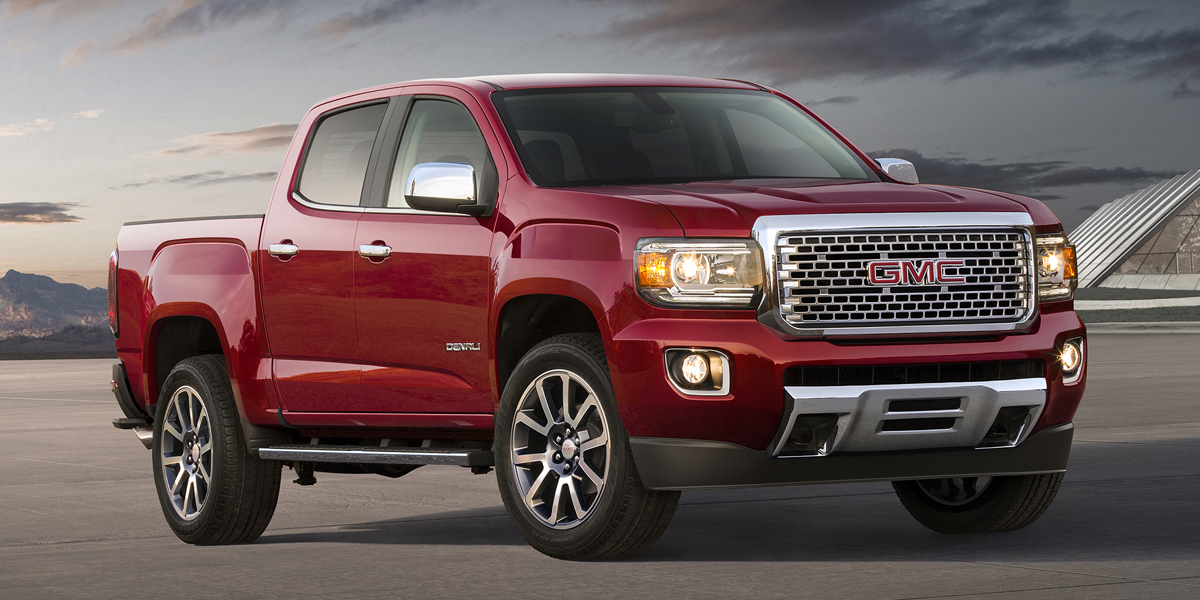 GMC Canyon Denali​