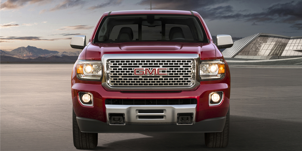 2017 GMC Canyon Best Buy Review | Consumer Guide Auto
