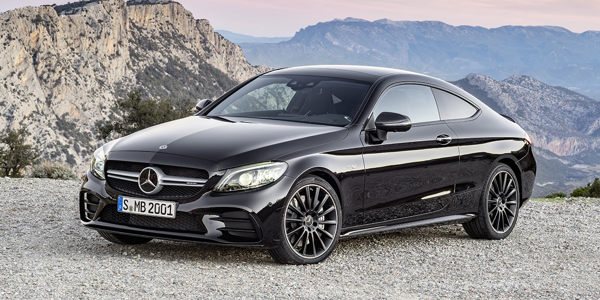 Mercedes-Benz AMG C 43 Coupe