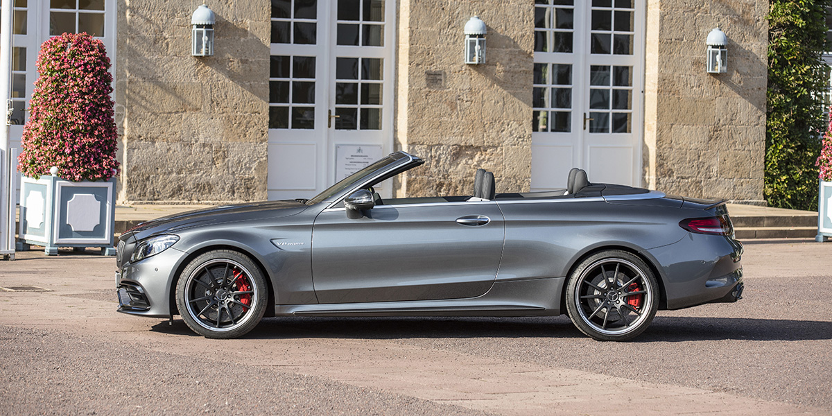 Mercedes-Benz AMG C 63 S Convertible