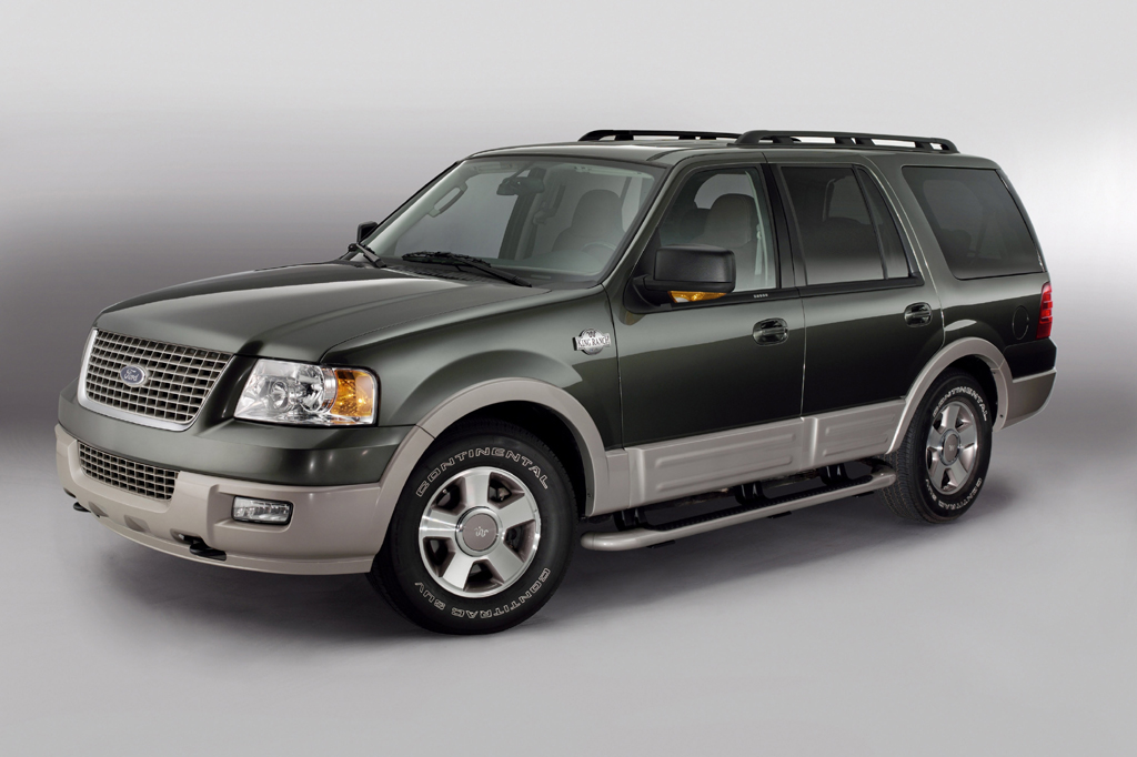 2003-14 Ford Expedition | Consumer Guide Auto