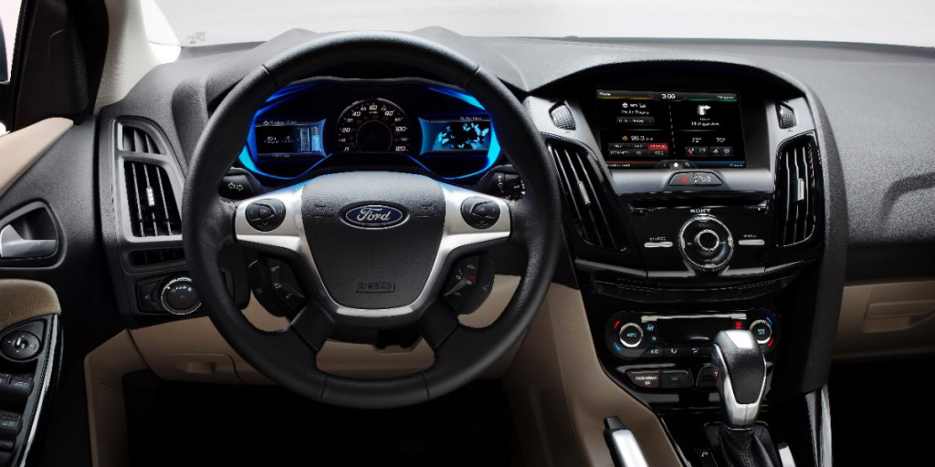 2012-15 Ford Focus Electric