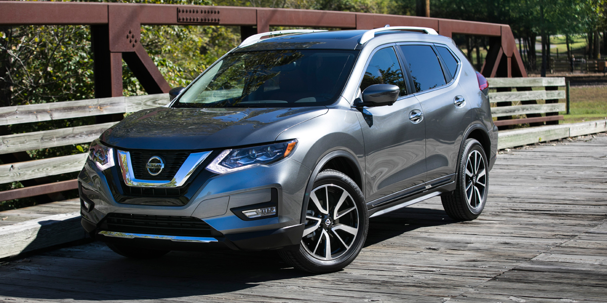 Nissan Rogue Best Buy