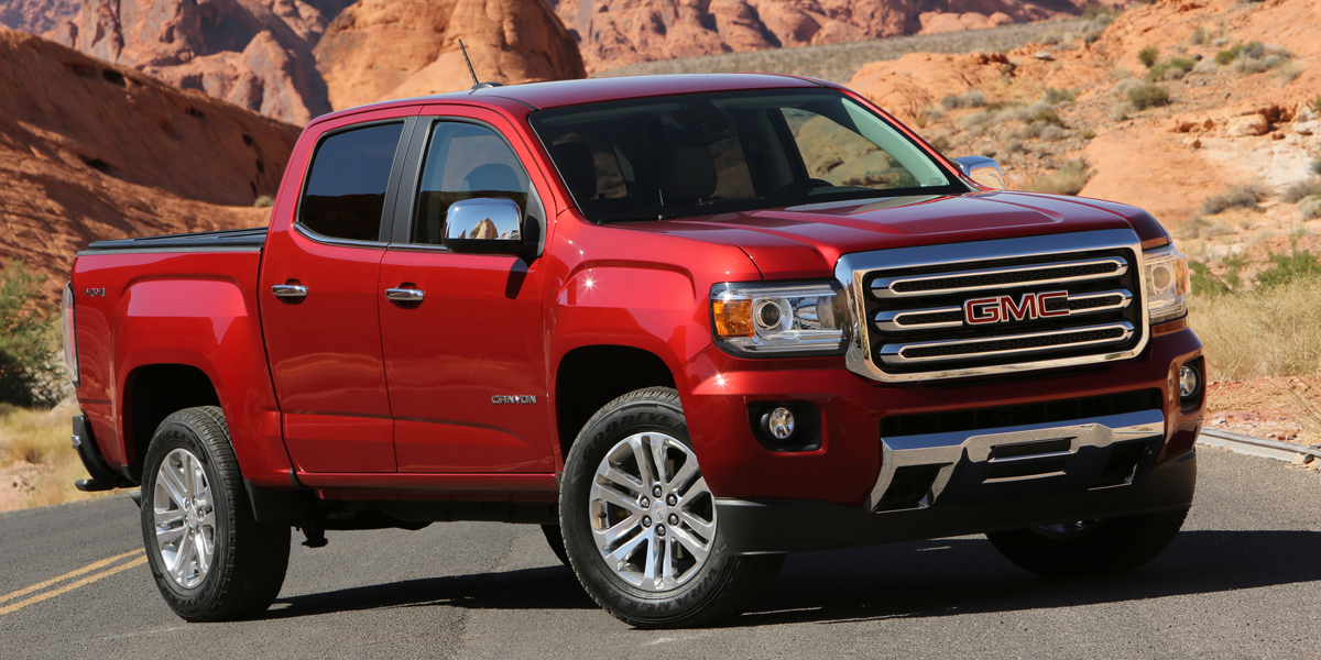 2018 GMC Canyon Best Buy Review | Consumer Guide Auto