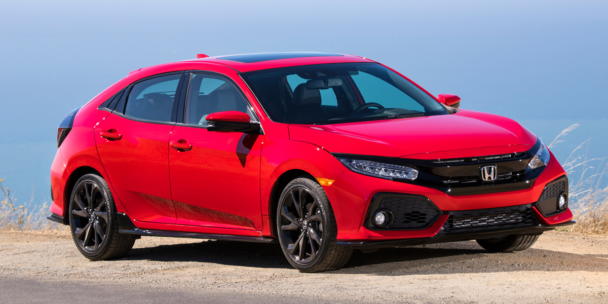 Extended Auto Warranty >> 2018 Honda Civic Best Buy Review | Consumer Guide Auto