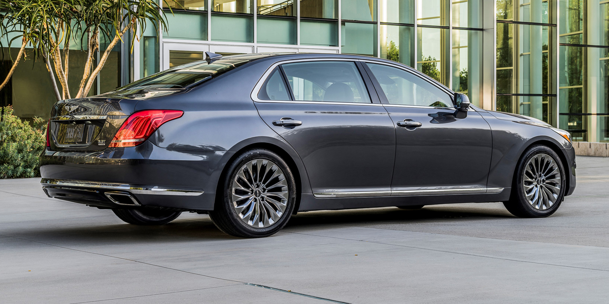 Certified Pre Owned >> 2018 Genesis G90 Best Buy Review | Consumer Guide Auto