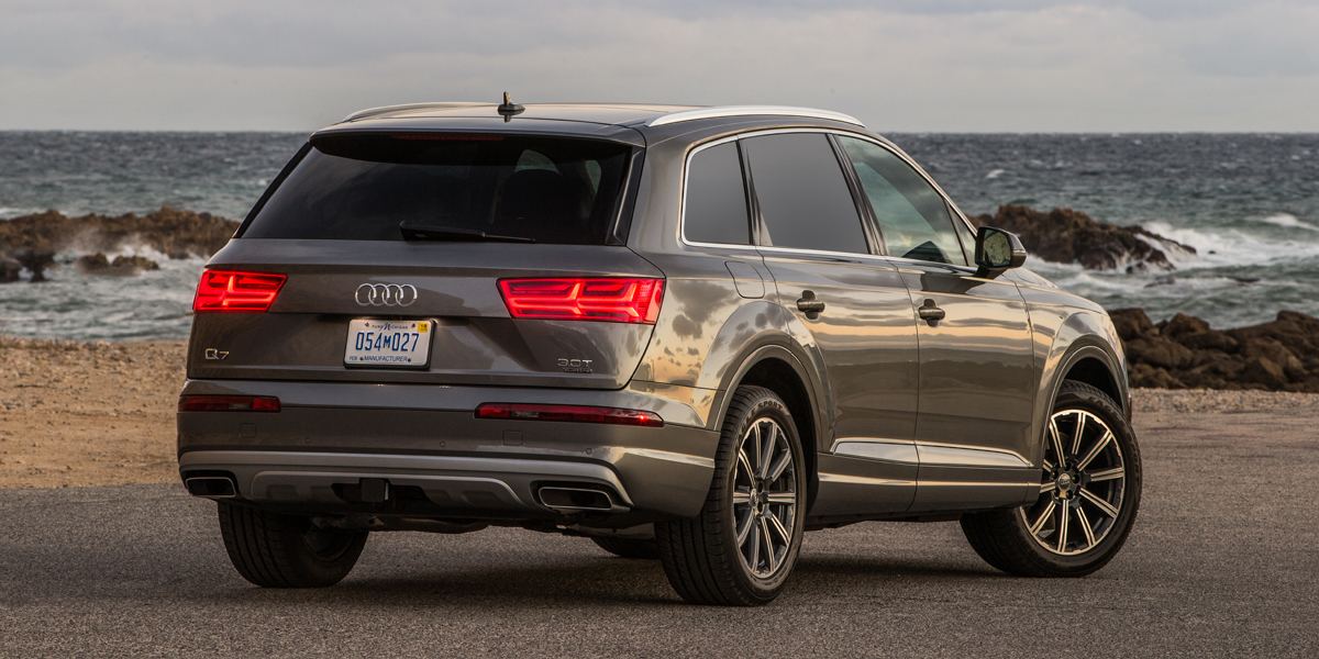 Extended Auto Warranty >> 2018 Audi Q7 Best Buy Review | Consumer Guide Auto