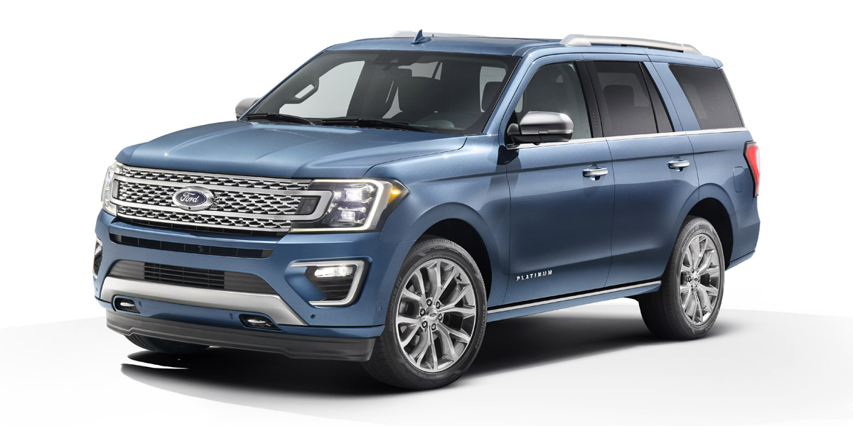 2019 Ford Expedition | Consumer Guide Auto