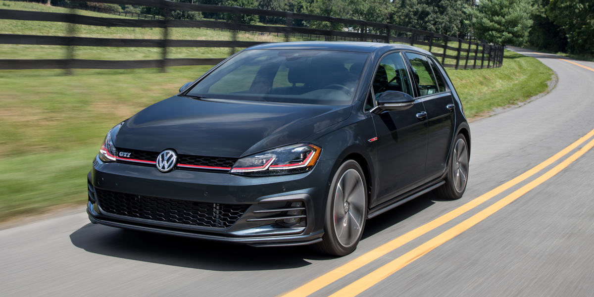 volkswagen gti drivers edition review
