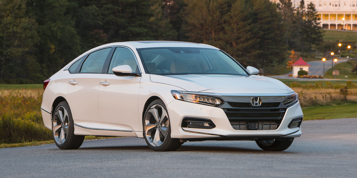 2019 Honda Accord Best Review