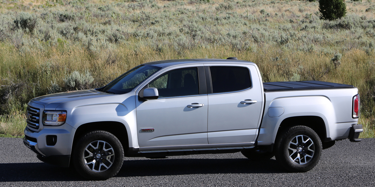 2019 GMC Canyon Best Buy Review | Consumer Guide Auto