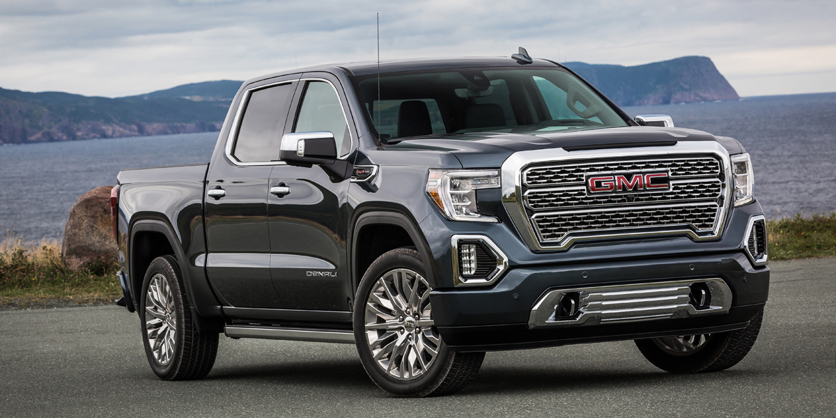 2019 GMC Sierra Best Buy Review | Consumer Guide Auto