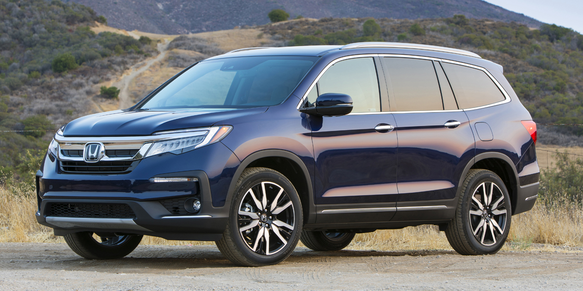Honda Certified Pre Owned >> 2019 Honda Pilot Best Buy Review | Consumer Guide Auto