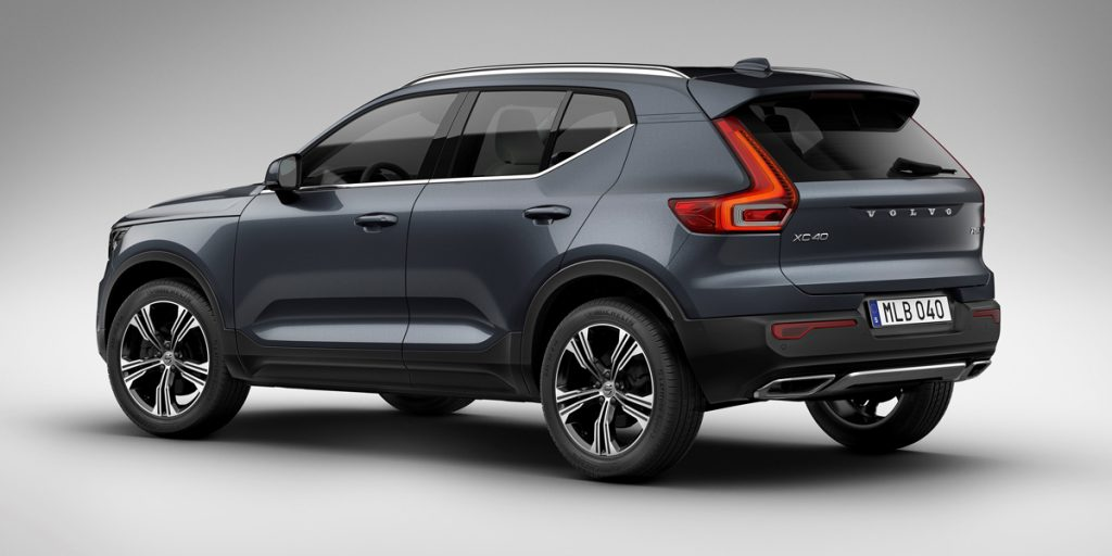 2019 Volvo Xc40 Best Buy Review Consumer Guide Auto