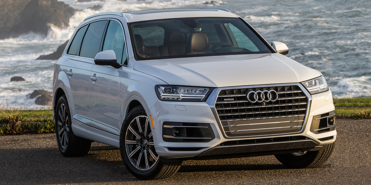 Audi Driving Experience >> 2019 Audi Q7 Best Buy Review | Consumer Guide Auto
