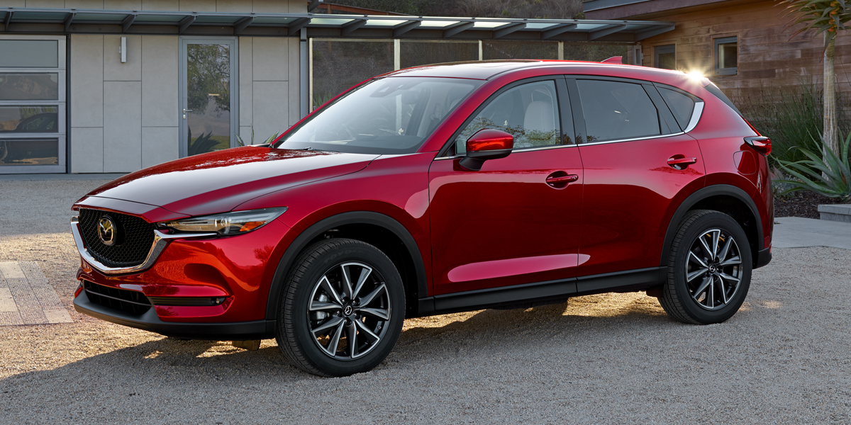 Extended Auto Warranty >> 2019 Mazda CX-5 Best Buy Review   Consumer Guide Auto