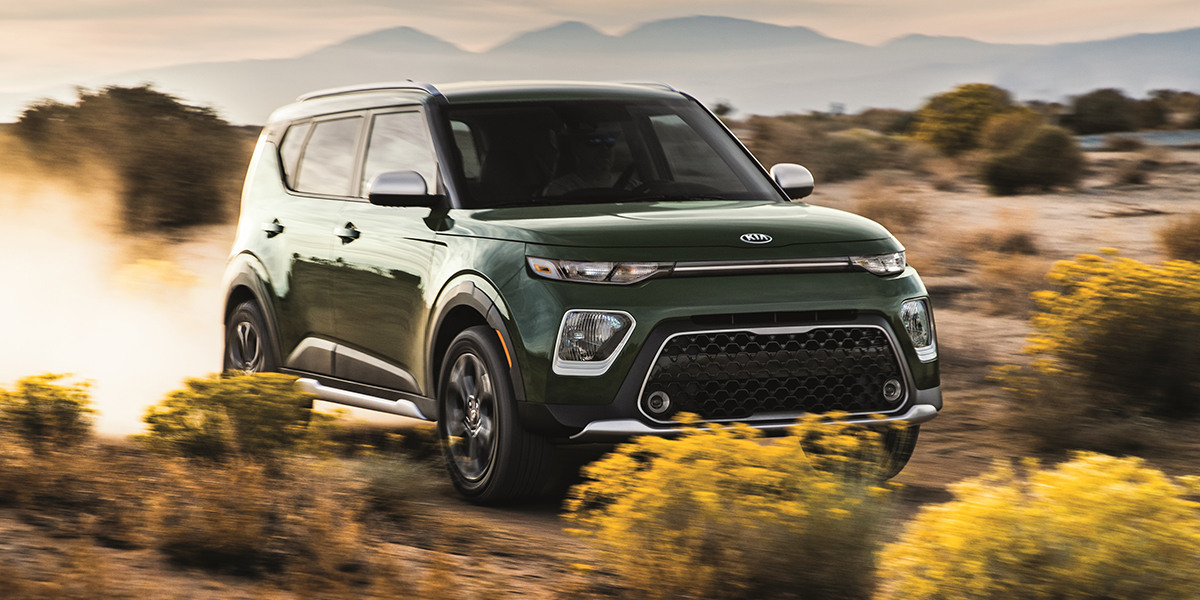 2020 Kia Soul Best Buy Review | Consumer Guide Auto